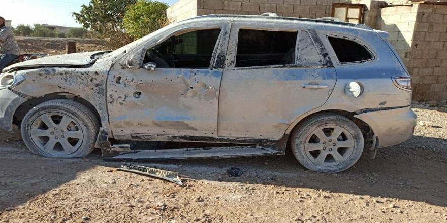 Suriye Elbab'ta patlama:2 yaralı