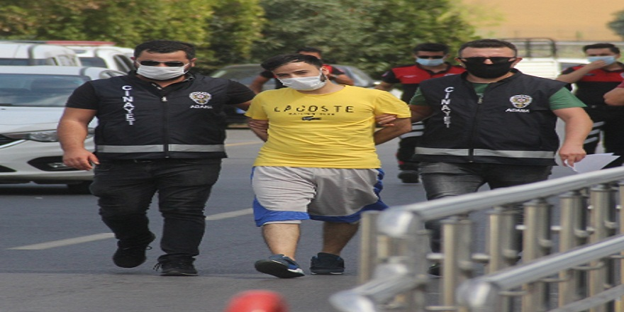Adana'da hasmı zannedip başka birini vuran zanlı 9 ay sonra yakalandı