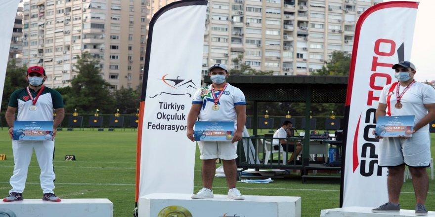 Spor Kulübü okçusu Emircan Haney Türkiye şampiyonu oldu!