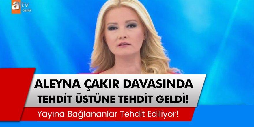 Son Dakika: Müge Anlı Tehdit Ediliyor, Bakanlık Soruşturma Başlattı!