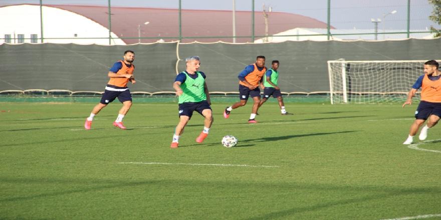 BB Erzurumspor'da Sivasspor maçı hazırlıkları sürüyor!