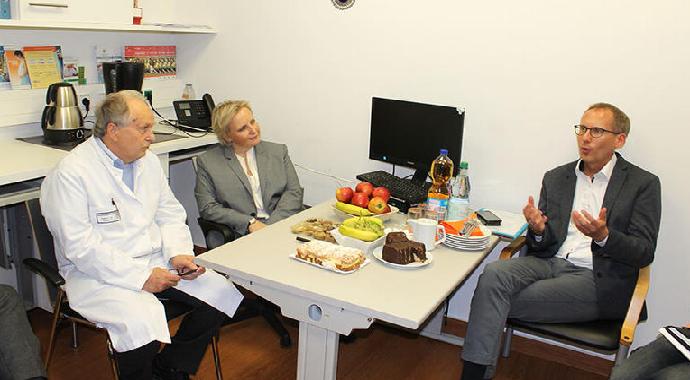 Almanya'nın İlk ve Tek Kültürlerarası Sağlık Merkezi