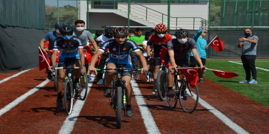 Malatya Gençlik ve Spor İl Müdürlüğü tarafından düzenlenen Avrupa Spor Haftası etkinliği açılış töreni yapıldı