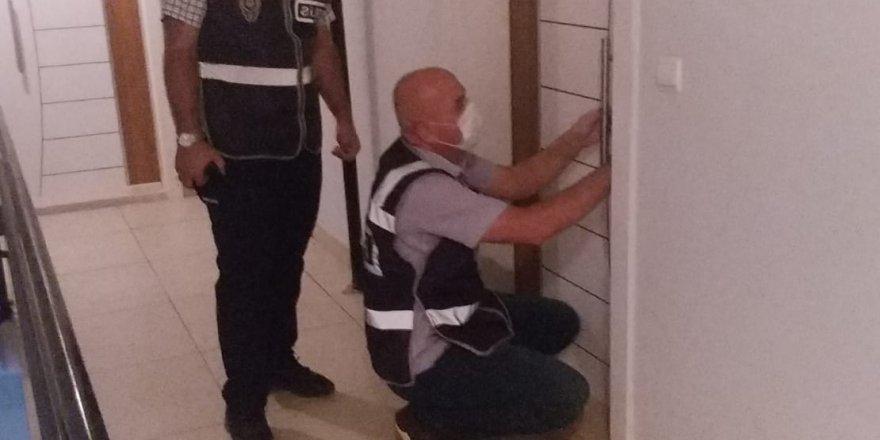 Kahramanmaraş'ta 9 ayrı adrese fuhuş operasyonu
