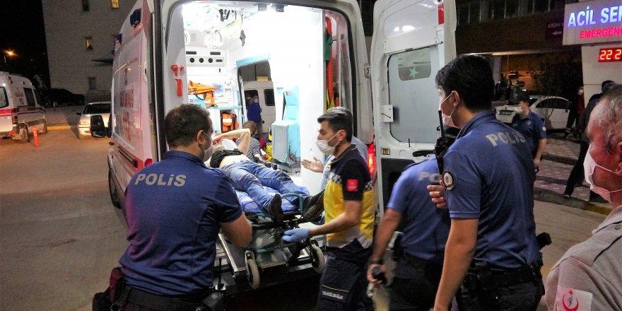 Tokat'ta husumetli iki aile arasında silahlı kavga: 8 yaralı