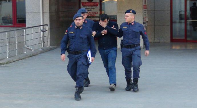 Manavgat'ta otel personeli, müşterinin 6 bin eurosunu çaldı