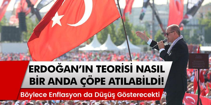 """İbrahim Kahveci, """"Sayın Cumhurbaşkanı Recep Tayyip Erdoğan'ın teorisi nasıl bir anda çöpe atılabilirdi"""