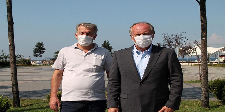 Memleketi Yalova'dan CHP Genel Sekreteri Böke'ye İnce'den cevap