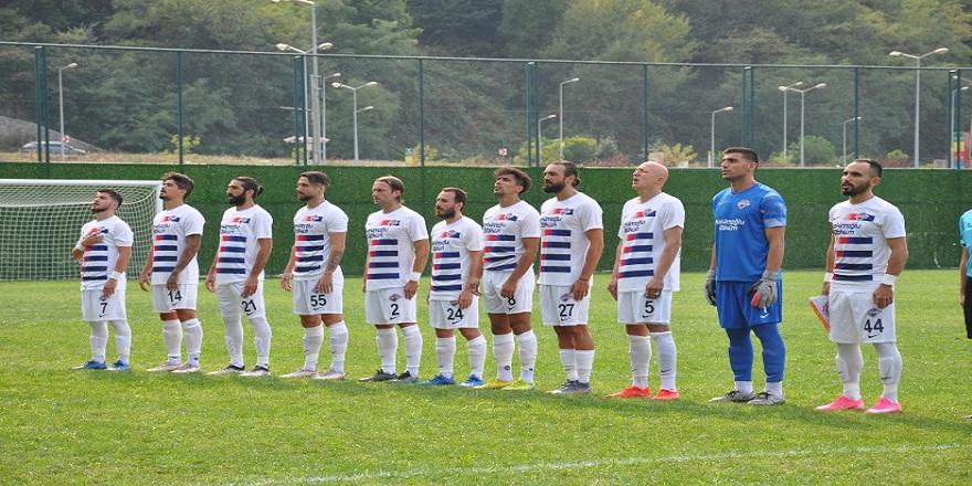 Türkiye Futbol Federasyonu 2. Lig: Hekimoğlu Trabzon FK: 4 - Amed Sportif: 1