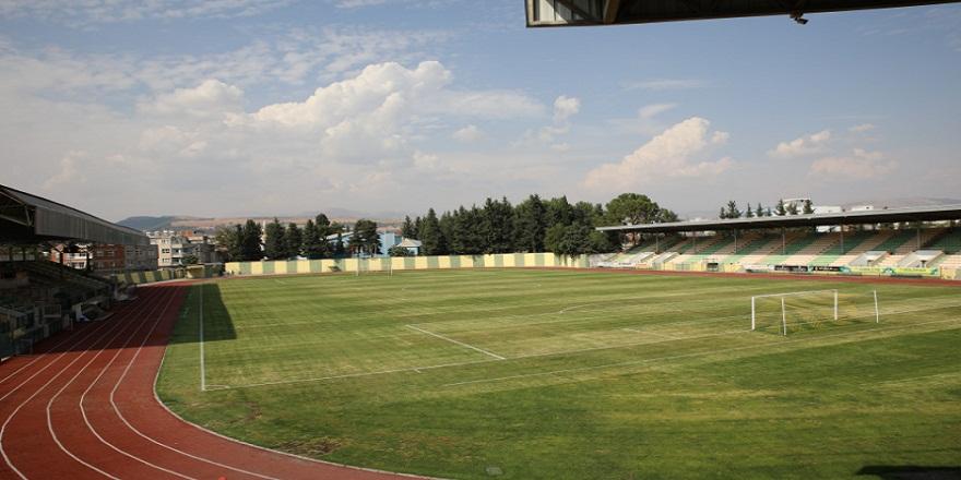 Atatürk stadı tüm eksiklerini tamlayarak yeni sezona hazırlandı