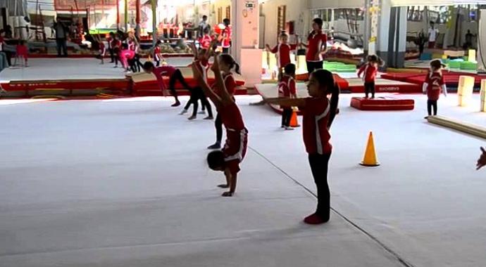 Şavkar Cimnastik İstanbul'a İlgi Büyük