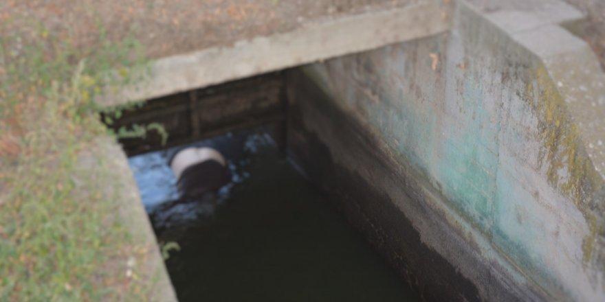 Balıkesir'de Ayağı kayıp suya düşen yaşlı kadın hayatını kaybetti