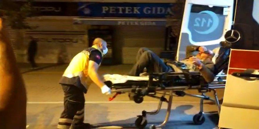 Bolu'da kavga eden gruba polis müdahalesinde, 2 polis, 3 bekçi yaralandı: 8 gözaltı