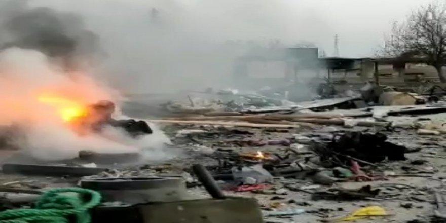 Resulayn'da bomba yüklü araçla saldırı düzenlendi: 7 ölü, 14 yaralı
