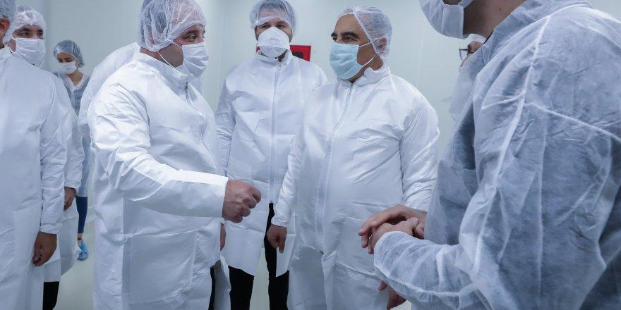 Bakan Varank: Yerli aşı üretiminde önemli gelişme
