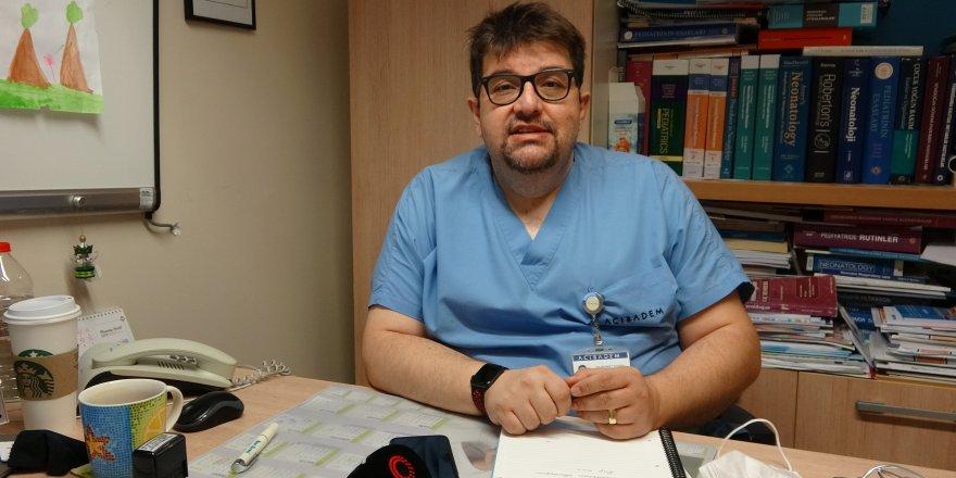 Uzman Dr. Mehmet Soner Öğrencilerin koronaya karşı eğitimi çok önemli