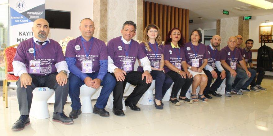 İnflamatuvar bağırsak hastalarının idari izinli sayılmaları talep edildi