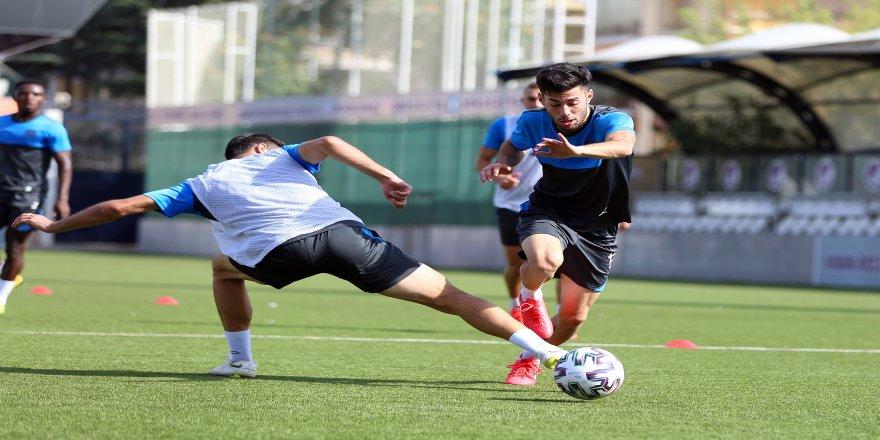 Altay maçı hazırlıkları, Ankara Keçiörengücü'nde  başladı!