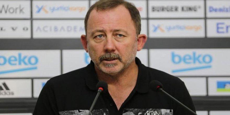 """Teknik Direktör Sergen Yalçın: """"Lens ve Umut'u düşünmüyoruz"""""""