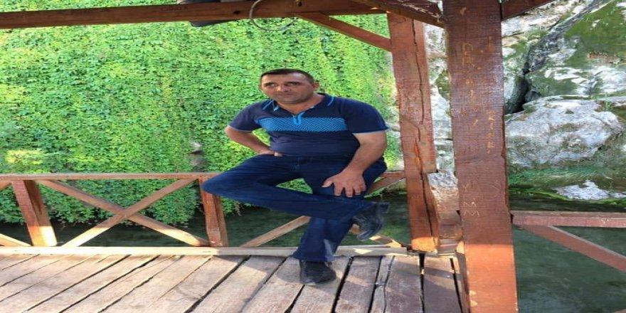 Elbistan'da Pancar sökme makinesinin altında kalan  Hakan Tanrıverdi hayatını kaybetti.