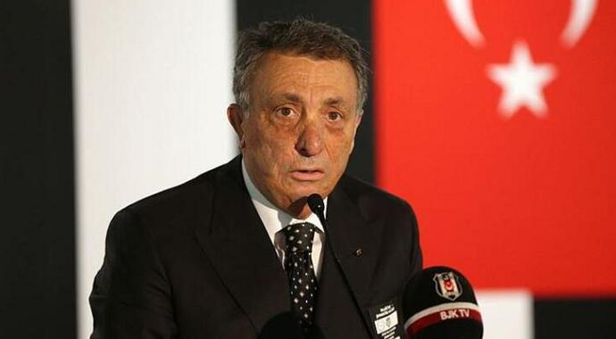 PFDK'dan Beşiktaş Başkanı Ahmet Nur Çebi'ye ceza