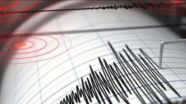 Kırkağaç'da 5.2 büyüklüğünde deprem