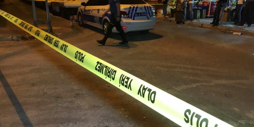 Bağcılar'da meydana gelen silahlı saldırı sonucu; 5 kişi yaralandı