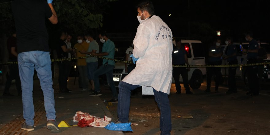 Diyarbakır bağlar'da 2 grup arasında silahlı kavga: 1'i ağır 6 yaralı