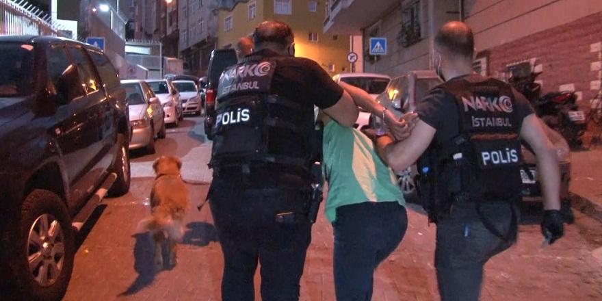 İstanbul emniyeti uyuşturucu tacirlerine göz açtırmıyor!