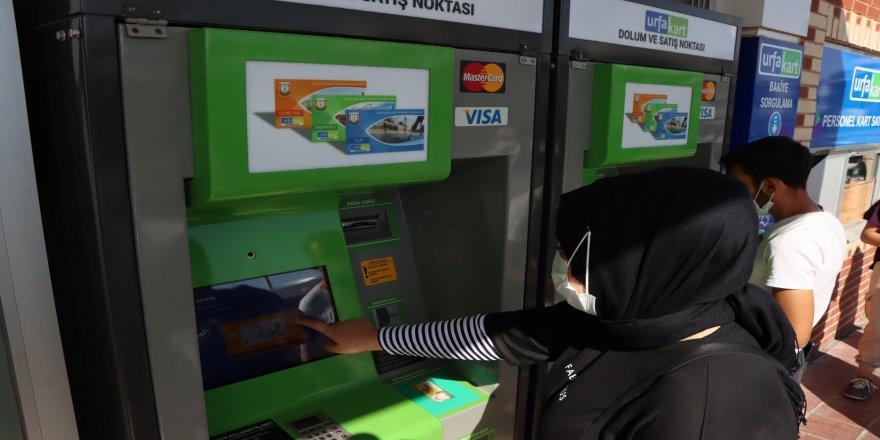 Urfa Kart uygulamasına ilişkin bir yeniliği daha hayata geçirdi!