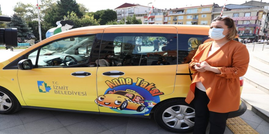 Durumu olmayan vatandaşlar için anne taksi uygulaması, devreye girdi!