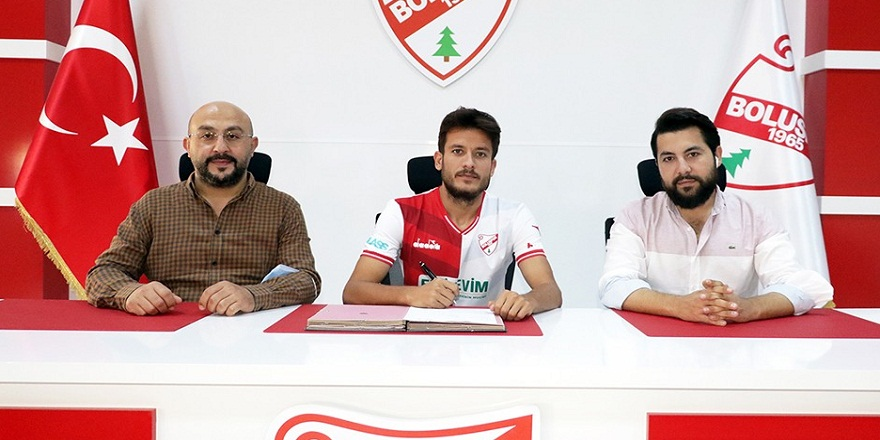 Boluspor, Alican Özfesli ile anlaşma sağladı