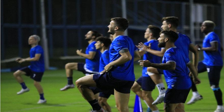 Adanaspor derbisi için Adana Demirspor,hazırlıklarını sürdürüyor!