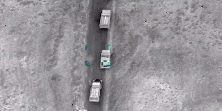 Azerbaycan, Ermeni ordusuna ait hedefleri vurmaya devam ediyor!
