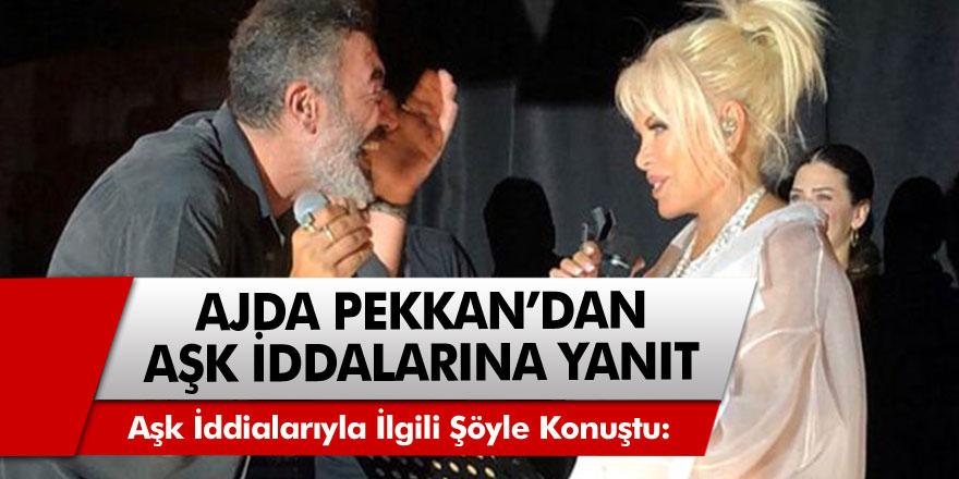 Ajda Pekkan'dan Hakan Altun'la aşk yaşadığı iddialarına yanıt: ''Çok sevindim!!