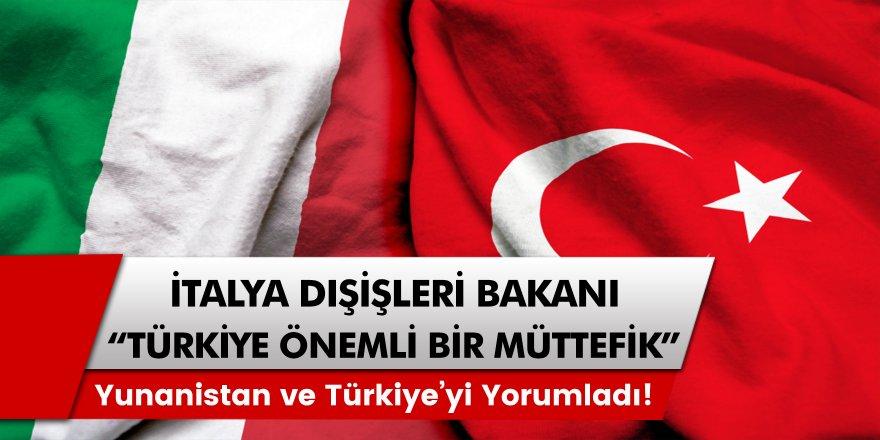 İtalya Dışişleri Bakanı Di Maio, Türkiye'yi Müttefik Olarak İşaret Etti!