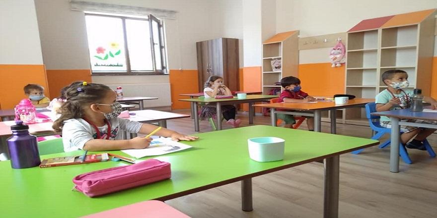 Sivas'ta Diyanet İşleri Başkanlığına bağlı Kur'an kursları eğitime başladı