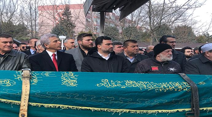 Hakan Ünsal'ın acı günü