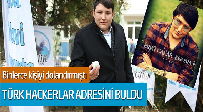 Mehmet Aydın'ın Adresini Türk Hackerlar Buldu