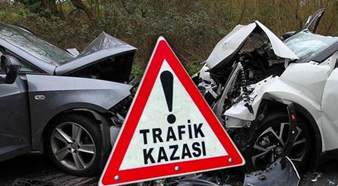 Bilecik'te zincirleme trafik kazası: 3 yaralı