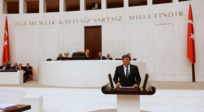 Dursun Ataş: Kayseri'ye yüksek hızlı tren yatırım programında yine yok