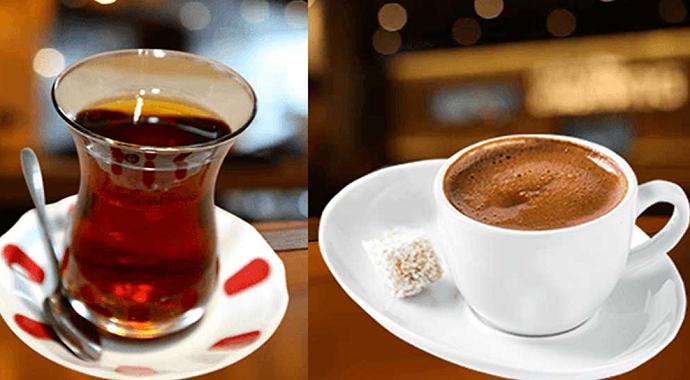 Aşırı çay ve kahve tüketenler dikkat!