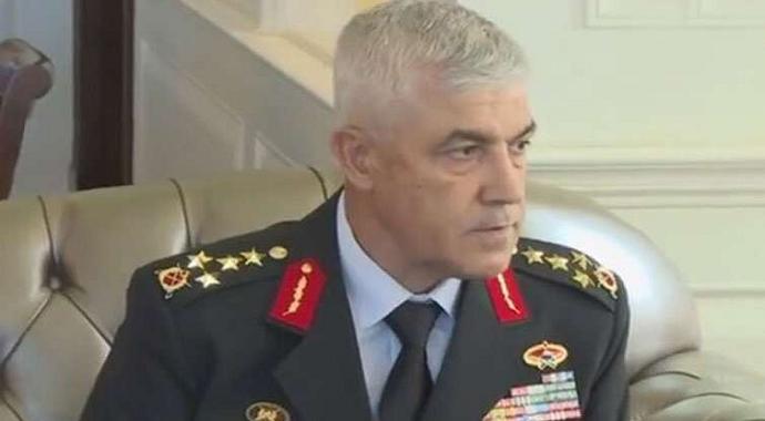 Orgeneral Arif Çetin: 144 terörist etkisiz hale getirildi