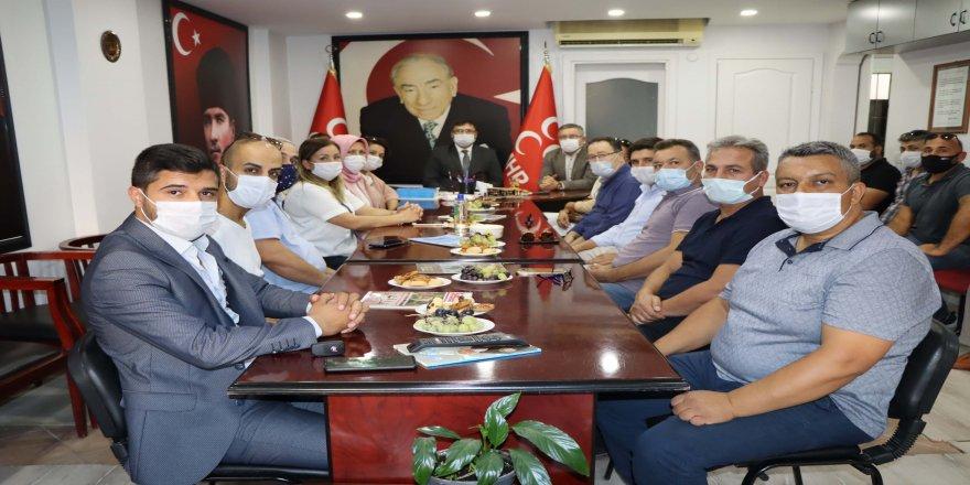 """Başkan Murat İnan: ''Cumhur ittifakı hem yerelde hem de genelde Türk Milletinin geleceğidir """""""