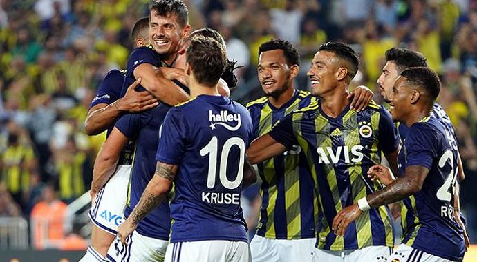 Fenerbahçe Liderlik İçin Sahada