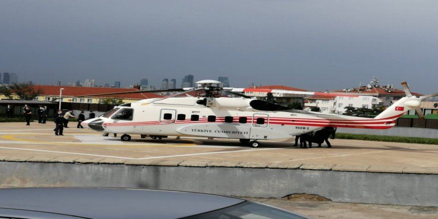 Fatih sondaj gemisi için, Cumhurbaşkanı Erdoğan'dan ziyaret!
