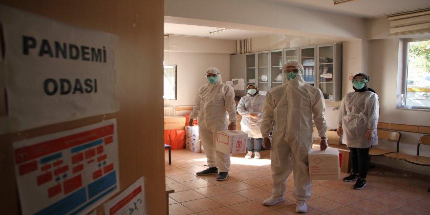 Elazığ'da 235 filyasyon ekibi Korona virüsle mücadele ediyor