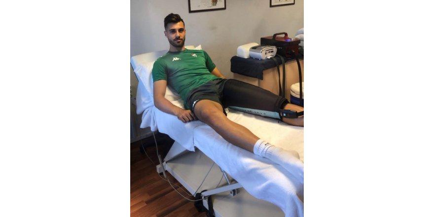 """Sporcu Ataberk Dadakdeniz: """"Çok daha güçlü döneceğim"""""""