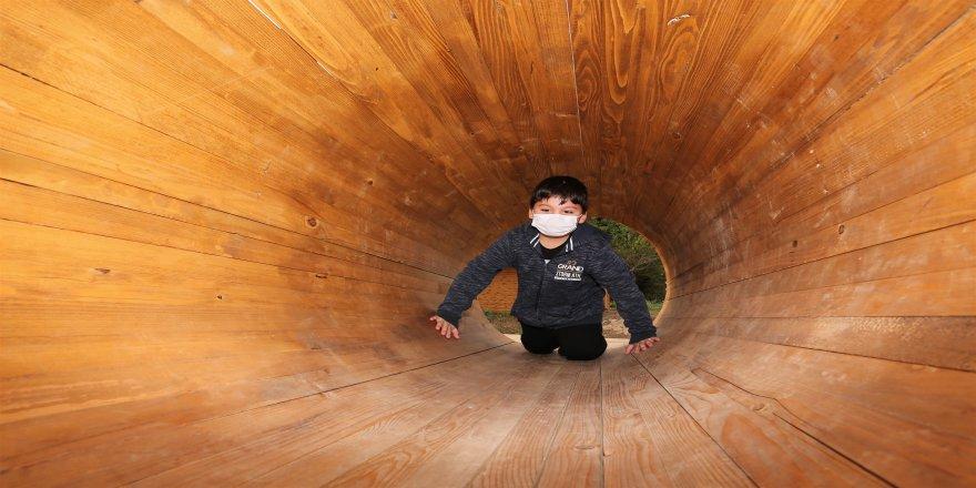 'Orman Okulu'nda Türkiye'nin ilk devlet destekli  eğitimleri başlıyor