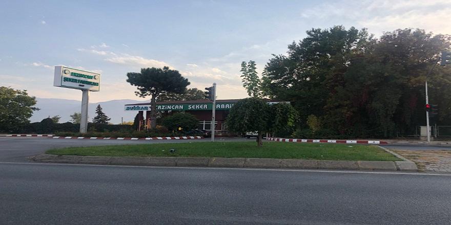Erzincan şeker fabrikasında buhar kazanı patlaması sonucu 2 işçi yaralandı